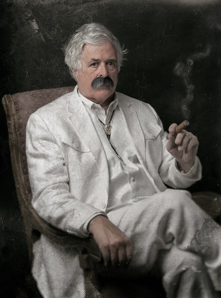Don McNeill - Mark Twain Impersonator - Raleigh, NC