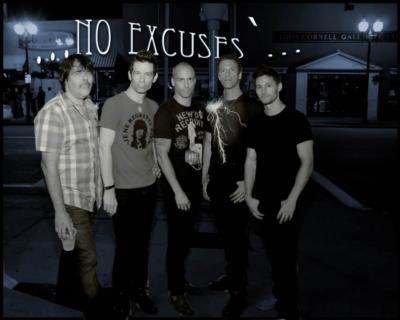 No Excuses | New York, NY | 90s Band | Photo #1