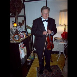 White Pine Violinist | Blue Ridge Classical Sounds