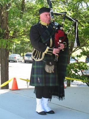 Bagpiper Jersey Rob | Osprey, FL | Bagpipes | Photo #1