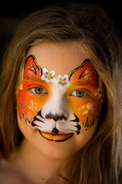 Jewelz Face and Body Art - Face Painter - Ocala, FL
