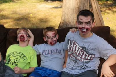 Jewelz Face and Body Art | Ocala, FL | Face Painting | Photo #5