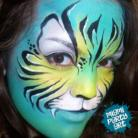 Miami Party Art - Face Painter - Miami, FL