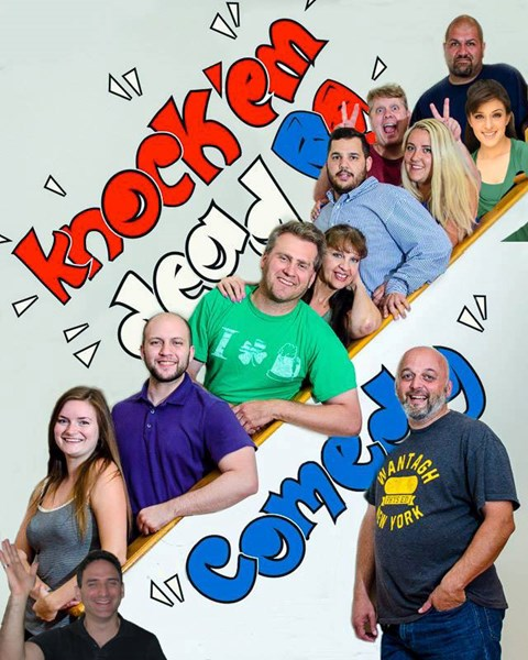 Knock Em Dead Comedy - Murder Mystery Entertainment Troupe - Hicksville, NY