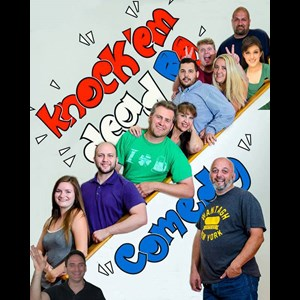 Newark Murder Mystery Entertainment Troupe | Knock Em Dead Comedy