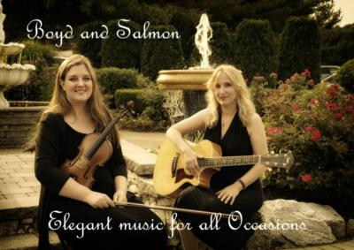 Boyd-Salmon Duo | Philadelphia, PA | Classical Duo | Photo #1