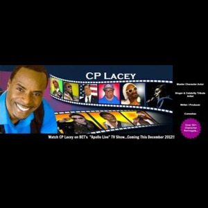 CP Lacey - Stevie Wonder Tribute Act - Bethlehem, PA