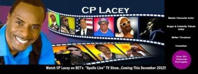 CP Lacey | Bethlehem, PA | Stevie Wonder Tribute Act | Photo #1