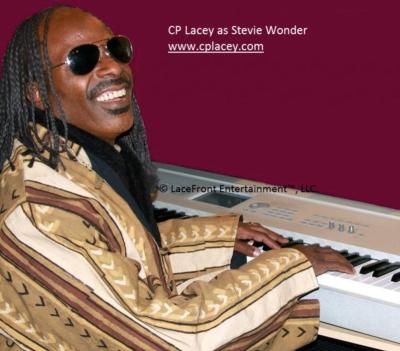 CP Lacey | Bethlehem, PA | Stevie Wonder Tribute Act | Photo #15