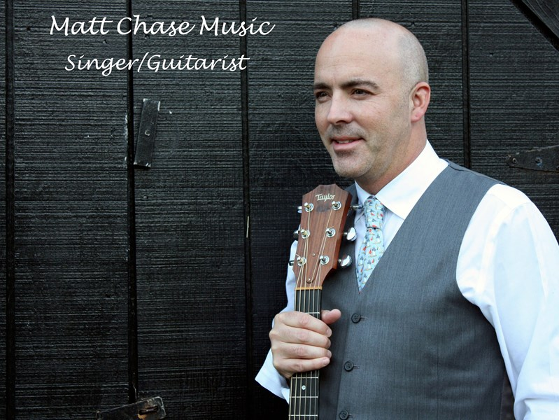 Matt Chase - Singer Guitarist - Boston, MA