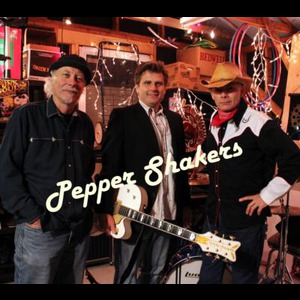 Ontario Oldies Band | the Pepper Shakers
