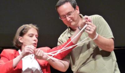 The Magic of Carrie Rostollan: Proximity Illusions | Auburn, MI | Magician | Photo #4