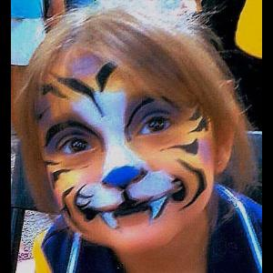 New Orleans Face Painter | LA Partyart LLC