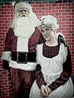 Mr. & Mrs. Claus - Costumed Character - Salt Lake City, UT