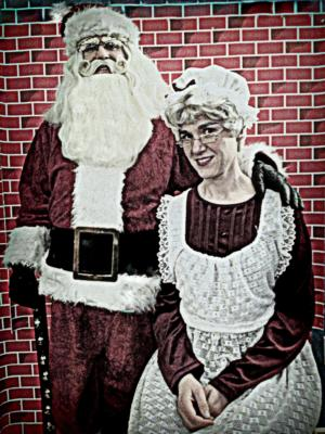 Mr. & Mrs. Claus | Salt Lake City, UT | Costumed Character | Photo #1
