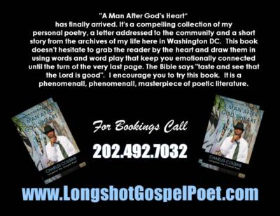 Longshot The Gospel Poet | Washington, DC | Spoken Word Artist | Photo #12