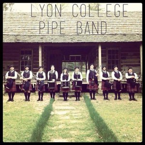 Eagle River Bagpiper | Lyon College Pipers