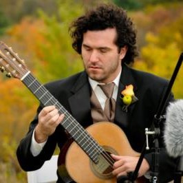 Barnstead Acoustic Guitarist | David William Ross