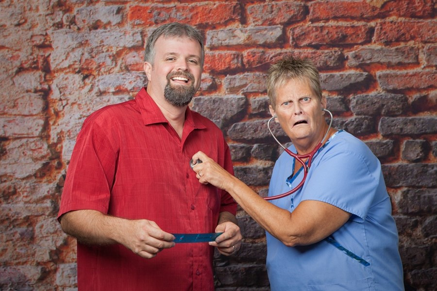Chad Filley and Marj Rowan * Best of 2013 & 2015 - Comedian - Cambridge, MN