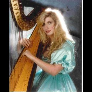 DFW Airport Opera Singer | Harp and Song by Moira Greyland