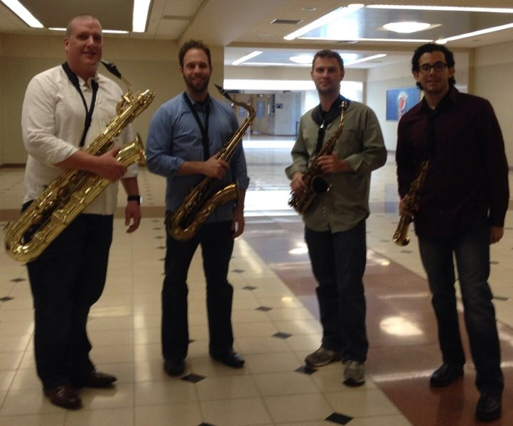 Garden State Saxophone Quartet - Classical Quartet - Montclair, NJ