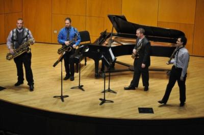 Garden State Saxophone Quartet | Montclair, NJ | Classical Quartet | Photo #4