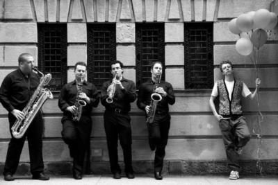 Garden State Saxophone Quartet | Montclair, NJ | Classical Quartet | Photo #5