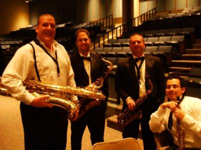 Garden State Saxophone Quartet | Montclair, NJ | Classical Quartet | Photo #8