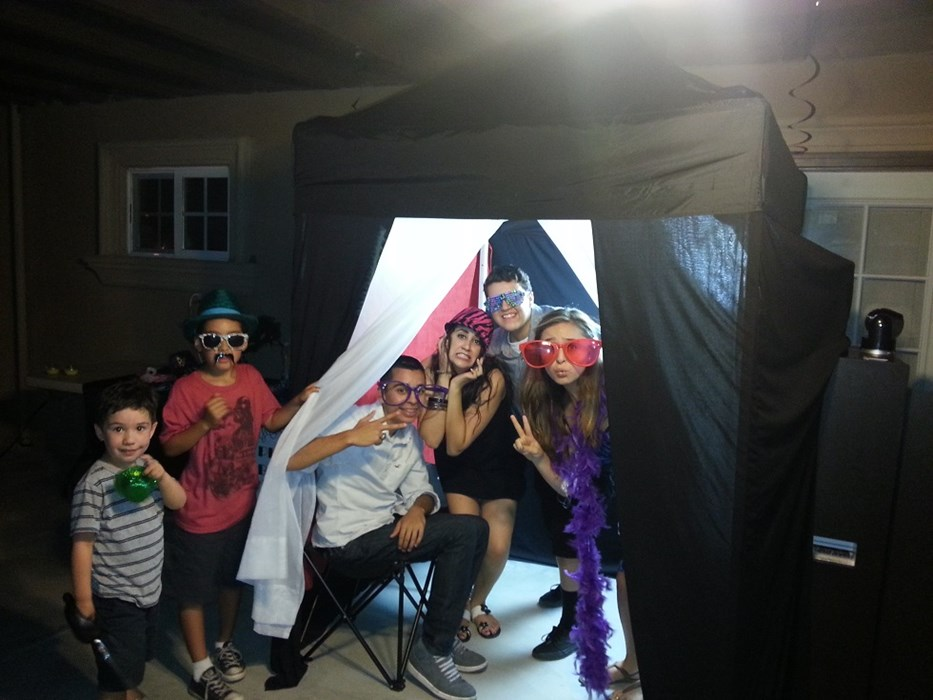 Photo Booth Rental Inland Empire