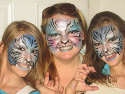 Memorable Event Entertainment | Rancho Cucamonga, CA | Face Painting | Photo #2
