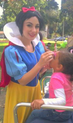 Memorable Event Entertainment | Rancho Cucamonga, CA | Face Painting | Photo #9