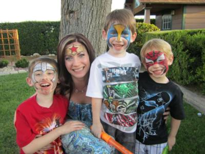 Memorable Event Entertainment | Rancho Cucamonga, CA | Face Painting | Photo #3