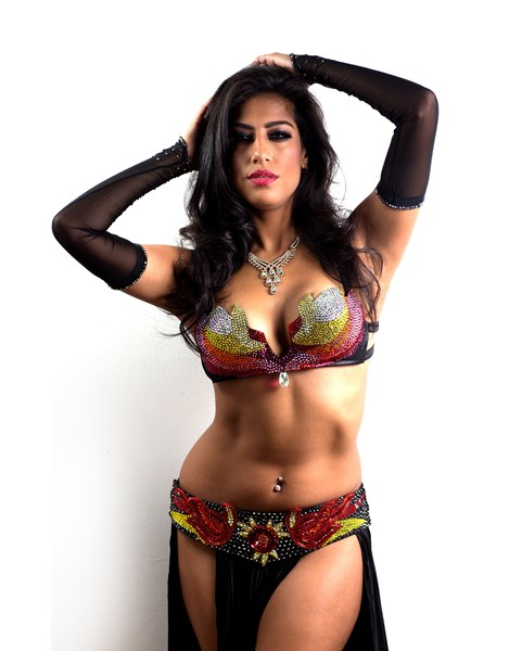 Samantha Diaz - Belly Dancer - New York, NY