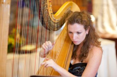 Talia Mailman, Harpist | Houston, TX | Harp | Photo #1