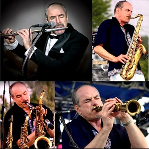 Lookout Mountain Jazz Ensemble | Steven Charles Jazz Band