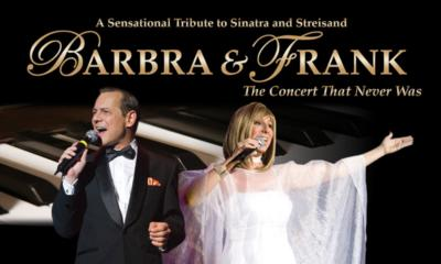 Barbra and Frank, The Concert that Never Was... | Las Vegas, NV | Frank Sinatra Tribute Act | Photo #1