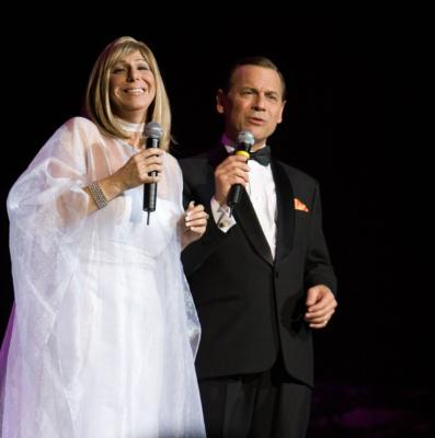 Barbra and Frank, The Concert that Never Was... | Las Vegas, NV | Frank Sinatra Tribute Act | Photo #5