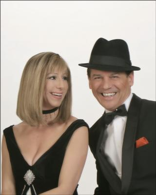 Barbra and Frank, The Concert that Never Was... | Las Vegas, NV | Frank Sinatra Tribute Act | Photo #3