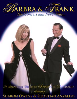 Barbra and Frank, The Concert that Never Was... | Las Vegas, NV | Frank Sinatra Tribute Act | Photo #2
