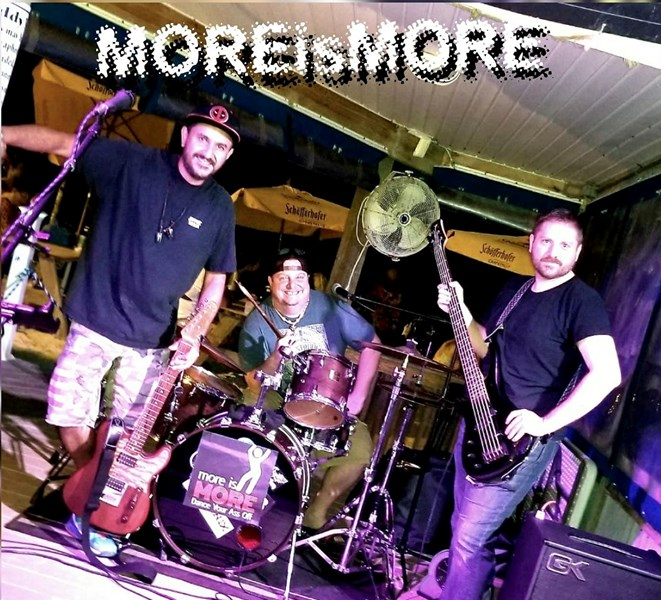 MORE is MORE - Cover Band - Clearwater, FL