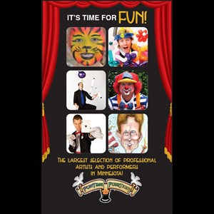 North Dakota Clown | Funtime Funktions