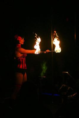 GS Entertainment | Miami Beach, FL | Fire Eater | Photo #15
