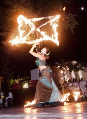 GS Entertainment | Miami Beach, FL | Fire Eater | Photo #6