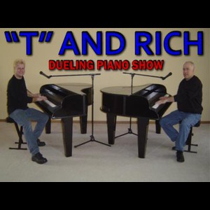"Roanoke 70's Hits Duo | ""T"" and Rich Dueling Piano Show"