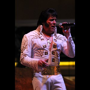 Kenduskeag Elvis Impersonator | Robert Black N.E.'s Premier Elvis Tribute Artist