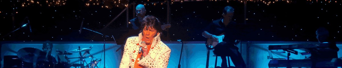 Robert Black N.E.'s Premier Elvis Tribute Artist
