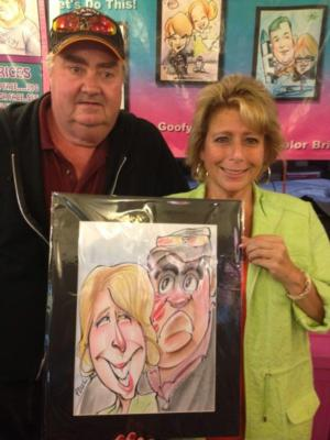 Caricature | New York, NY | Caricaturist | Photo #4