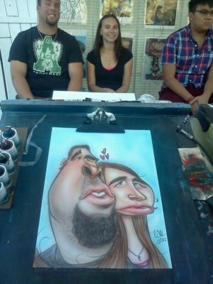 Caricature | New York, NY | Caricaturist | Photo #11