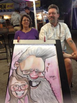 Caricature | New York, NY | Caricaturist | Photo #13