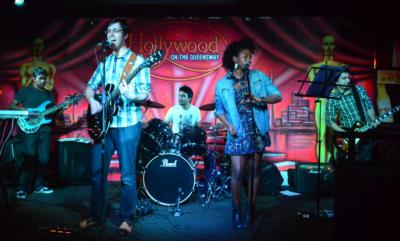 The Moonwalks | Toronto, ON | Cover Band | Photo #2